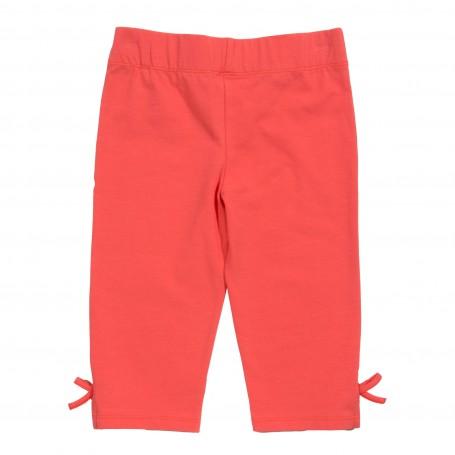 Pantaloni pana la genunchi cu funda bumbac organic certificat GOTS